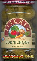 Fischer Cornichons