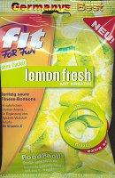 FitForFun lemon fresh mit Kreatin