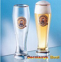 Flensburger Weizenbier Glass