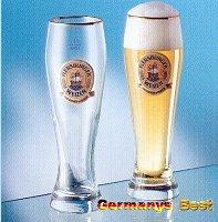 Flensburger Weizenbier Glass