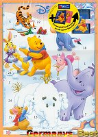 Rübezahl Disney Winni Puh Adventskalender