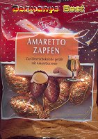 Rübezahl Amaretto Zapfen, Beutel