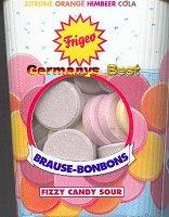 Frigeo Brause Bonbons Tab-Box