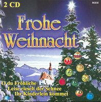 Musik-CD Frohe Weihnacht