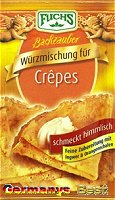 Fuchs Crepes Würzmischung -Beutel-