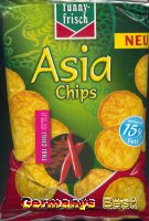 Funnyfrisch Asia Chips Thai Chili