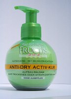 Garnier Fructis Anti-Dry Kur für trockenes Haar