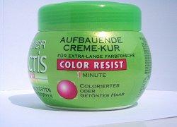 Garnier Fructis Color Resist AufbauendeKur für getöntes Haar