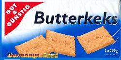 Gut & Günstig Butterkeks