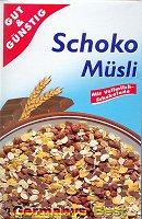 Gut & Günstig Schoko Müsli