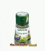 Goutess Grüne Minze