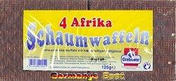 Grabower 4 Afrika Schaumwaffeln