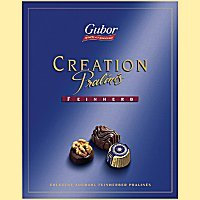 Gubor Creation Pralines Feinherb