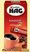 Kaffee HAGKlassisch Mild – 10 Tassenportionen