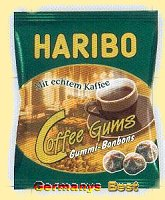 Haribo Coffee Gums