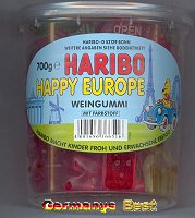 Haribo Happy Europe