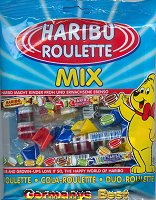 Haribo Roulette Mix