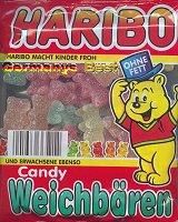 Haribo Weichbären