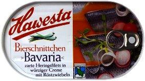 Hawesta Bierschnittchen Bavaria
