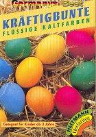 Heitmann Flüssige Kaltfarben -Kräftig Bunt-
