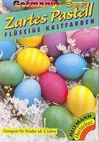 Heitmann Flüssige Kaltfarben -Zartes Pastell-