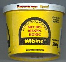 Wibine Hellmi Invertzuckercreme