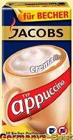 Jacobs Cappucchino  – Tassenportionen