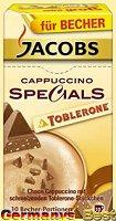 Jacobs Cappucchino Toblerone  – Tassenportionen