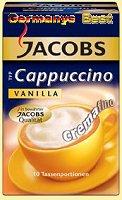 Jacobs Cappucchino Vanilla – Box
