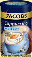 Jacobs Cappucchino Ungesuesst – Dose