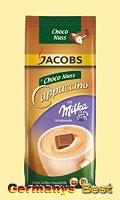 Jacobs Milka Cappucchino Choco Nuss – Bag