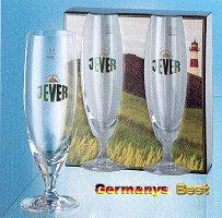 2 Jever Bier Glaeser