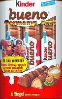 Ferrero Kinder Bueno, 6 bars