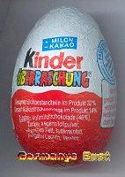 Ferrero Kinder Ueberraschungs-Ei
