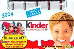 Ferrero Kinder Schokolade -Value Box-