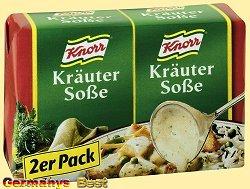 Knorr 2-Pack Kraeuter Sosse