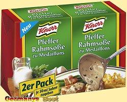 Knorr 2-Pack Pfeffer Rahmsosse