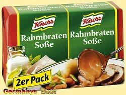 Knorr 2-Pack Rahmbraten Sosse