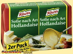 Knorr 2-Pack Sosse nach Art Hollandaise