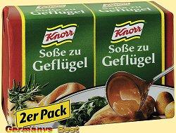 Knorr 2-Pack Sosse zu Geflügel