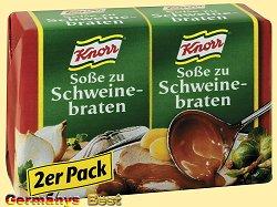 Knorr 2-Pack Sosse zu Schweinebraten