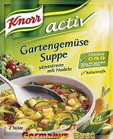 Knorr Activ Gartengemüse Suppe, 2 Serves