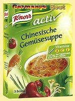 Knorr Activ Chinesische Gemüsesuppe, Box