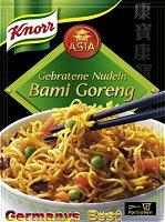 Knorr Asia Gebratene Nudeln Bami Goreng