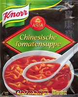 Knorr Asia Chinesische Tomatensuppe