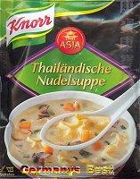 Knorr Asia Thailändische Nudelsuppe