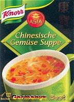 Knorr Asia Chinesische Gemüse Suppe -Box-