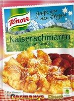 Knorr Grüße aus den Bergen Kaiserschmarrn ohne Rosinen