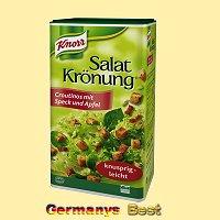 Knorr Salat Krönung Croutinos mit Speck und Apfel