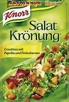 Knorr Croutinos mit Paprika und Pinienkernen